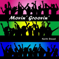 CD Cover: Movin' Groovin'.