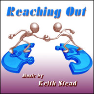 CD Cover: Reaching Out.